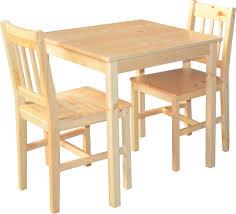 Table Chaise Cuisine Bois Inspiration Cuisine