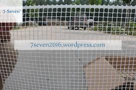 garden mesh plastic fence netting