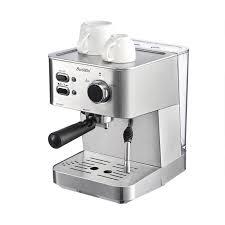 <b>BARSETTO 15Bar Pressure Coffee</b> Machine stainless steel ...