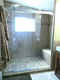 custom shower base bases medium size of to tile pan kits tray cost custom shower base