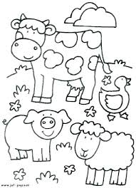 free children coloring pages. Contemporary Coloring Free Farm Colouring Pages Print Children Coloring Old Animals Animal  Printable Childrens For T