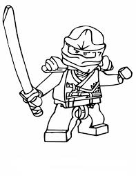 Small Picture Ninjago coloring pages