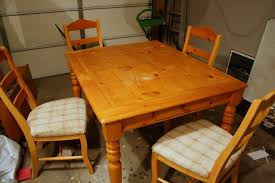 interior refinish kitchen tableishing the dining room shannon claire amusing and chairs ideas to refinish kitchen