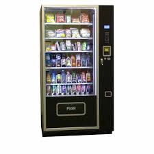 Soda Snack Vending Machines