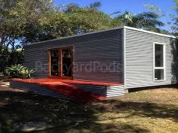 backyard office pod. Complete Pods, Fixed-price Installation Backyard Office Pod A