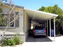 Attached Carport Designs The Home Design  Considerations On Attached Carport Designs