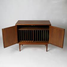 1960s Record Cabinet Kipp Stewart Record Cabinet At City Issue Atlanta