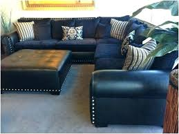 blue leather reclining sofa navy blue leather recliner leather recliner with pottery barn leather recliners beautiful
