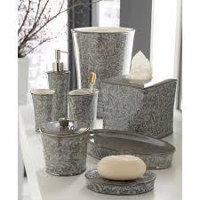 Decorative Accessories For Bathrooms Bathroom accessories grey bathroom design 100100 Pinterest 95
