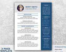 Image result for executive resume