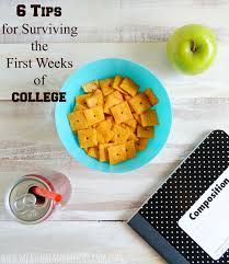 tips for surviving the first weeks of college meatloaf and shop getting to know your roomates dr pepper and cheez its