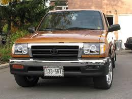 FUSHOW 1998 Toyota Tacoma Xtra Cab Specs, Photos, Modification ...