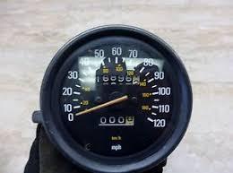 xs gauges 1979 yamaha xs650 xs 650 y624 speedometer speedo gauge
