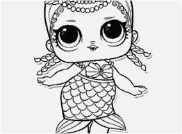 Lol Surprise Doll Coloring Pages Lol Surprise Dolls Coloring Pages