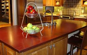 Eco friendly materials used for preparing kitchen countertop edges