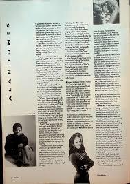 November 1989 Jocks Magazine Dance Charts Globalvariables Net