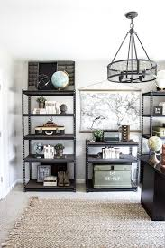 male office decor. Industrial Military Office Reveal | Blesserhouse.com - A Masculine Makeover Using Lots Of DIYs And Thrift Finds. Awesome Space For Veteran! Male Decor E