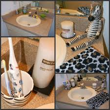 African Safari Bathroom Accessories Bathroom Design Ideas