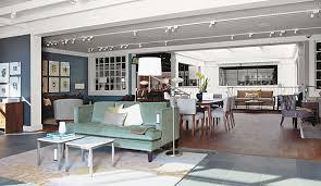 Edina Modern Furniture Store Room & Board