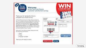 tellfirstchoice au first choice survey video by surveybag