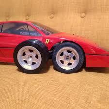 Download free 3D <b>printing</b> templates Kyosho <b>Ferrari F40</b> wheels ...