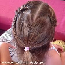 Tuto Coiffure Le Coeur Dans Les Cheveux Avec Vid O Explicative
