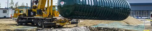 Underground Oil Tank Chart Underground Fuel Storage Tanks Double Wall Gasoline And