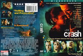crash ws r movie dvd cd label dvd cover front cover