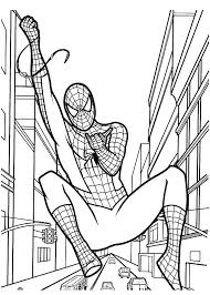 Small Picture Kids Under 7 Spider man Coloring pages spiderman colouring book