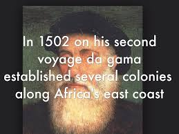 「Vasco da Gama 1502 secon voage to india」の画像検索結果