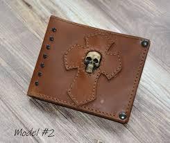 wallets business card holders handmade livemaster handmade mens leather wallet