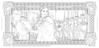 Game Of Thrones Coloring Book See New Pages Ewcom
