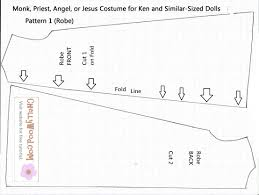 Free Printable Doll Clothes Patterns For 18 Inch Dolls Best Decoration