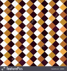 Checkered Pattern Interesting Design