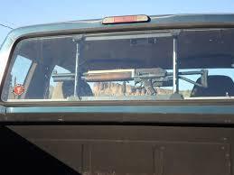 POTD: Weird Franken-Gun In Pickup Truck Gun Rack -The Firearm Blog