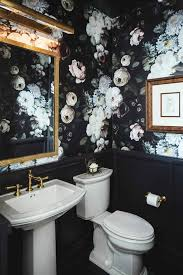 Mirror Design Wallpaper Bathroom Wallpapers That Will Inspire Your Next Home Upgrade