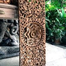 wood wall carvings large relief carving teak wood wall from on wooden carving wall decor