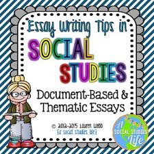 social studies essay writing by a social studies life tpt social studies essay writing