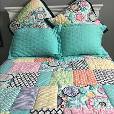 66% off Pottery Barn Teen Other - Patch It To Me Quilt and 4 Shams ... & Patch It To Me Quilt and 4 Shams from PBT Adamdwight.com