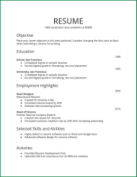 Simple Resume Format For Teacher Job Resume Format For Teaching Jobsbasic Resume Examples For Jobs 3