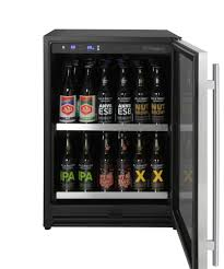 Undercounter Drink Refrigerator Kegco Vscb 24ssrn 24 Wide Undercounter Craft Large Format Beer