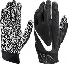 Nike Nfl Stadium Gloves Size Chart Nike Superbad 5 0 Adult Football Gloves