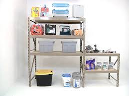 menards garage shelving xtreme 176 1 2 w x 96 h 24 d 3 shelf rack at