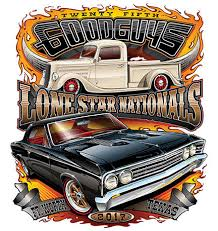 Goodguys 25th Annual Summit Racing Lone Star Nationals | 97.1 the Eagle