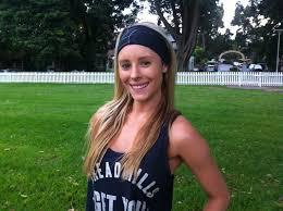 reebok headband. reebok crossfit women\u0027s wide headband front