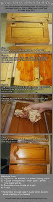 Revive Kitchen Cabinets Revive Your Kitchen Cabinets In A Day For Less Than 50 Bucks