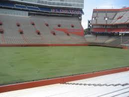 Ben Griffin Stadium Seating Chart 72 Prototypical Florida Gators Stadium Seating