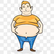 A Fat Man PNG Images | Vector and PSD Files | Free Download on Pngtree