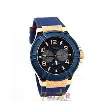 men s guess rigor watches new models buy online in guess rigor blue dial men s watches for