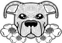 Day Of The Dead Coloring Pages With For Skull Coloring Pages For